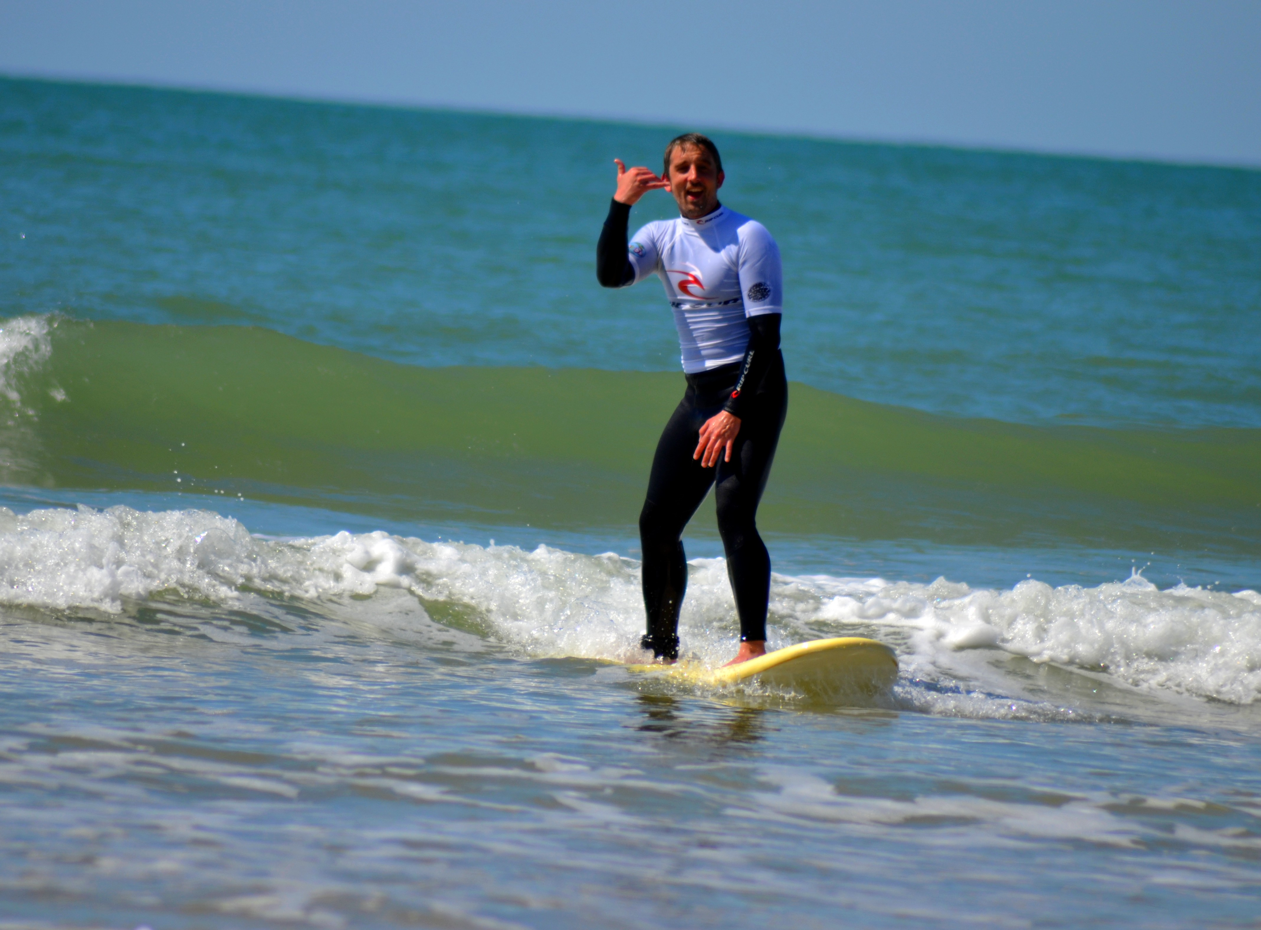 ecole surf La tremblade