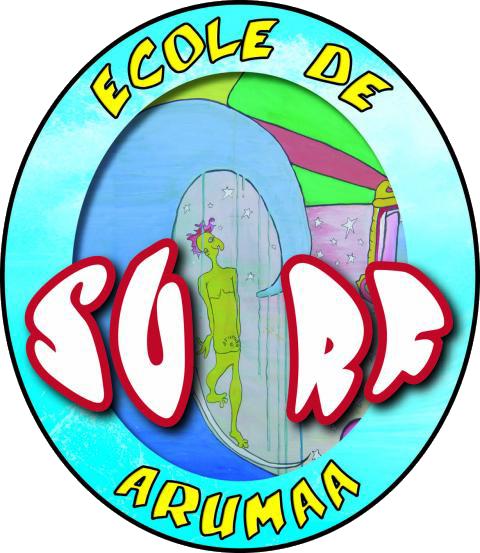 Ecole de surf Arumaa